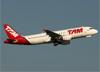 Airbus A320-214, PR-MHO, da TAM. (07/08/2014)