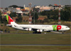 Airbus A340-312, CS-TOA, da TAP. (07/08/2014)