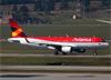 Airbus A320-214 (WL), PR-ONT, da Avianca Brasil. (07/08/2014)