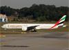 Boeing 777-31HER, A6-ECT, da Emirates. (07/08/2014)