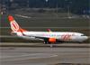 Boeing 737-8EH (SFP), PR-GTM, da GOL. (07/08/2014)