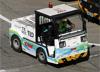 Trator elétrico de bagagem TLD JET-16 da TAM. (07/08/2014)