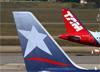 Airbus A320-233, LV-BSJ, da LAN Argentina. (07/08/2014)