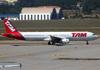 Airbus A321-231, PT-MXG, da TAM. (07/08/2014)