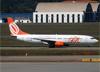 Boeing 737-809, PR-GIU, da GOL. (07/08/2014)
