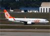 Boeing 737-8EH (SFP), PR-VBJ, da GOL. (07/08/2014)