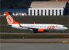 Boeing 737-8EH (SFP) (WL), PR-GXK, da GOL. (07/08/2014)