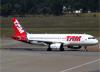 Airbus A320-232, PR-MBO, da TAM. (07/08/2014)