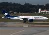 Boeing 777-2Q8ER, N774AM, da Aeromexico. (07/08/2014)