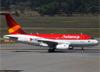 Airbus A318-121, PR-ONQ, da Avianca Brasil. (07/08/2014)