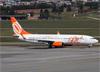 Boeing 737-8EH (SFP) (WL), PR-GUZ, da GOL. (07/08/2014)