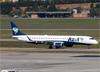 Embraer 195AR, PR-AXT, da Azul. (07/08/2014)