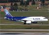 Airbus A320-232, CC-BAG, da LAN Airlines. (07/08/2014)