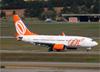 Boeing 737-76N, PR-VBV, da GOL. (07/08/2014)
