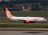 Boeing 737-8EH (SFP), PR-GTR, da GOL. (07/08/2014)