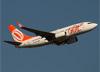 Boeing 737-7EH, PR-GED, da GOL. (07/08/2014)