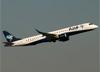 Embraer 195LR, PR-AYK, da Azul. (07/08/2014)