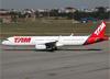 Airbus A321-231 (WL), PT-MXN, da TAM. (07/08/2014)