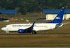 Boeing 737-73V, LV-CCR, da Aerolíneas Argentinas. (09/07/2011)
