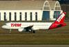 Airbus A320-232, PR-MBA, da TAM. (09/07/2011)