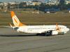 Boeing 737-8EH, PR-GTV, da GOL. (09/07/2011)
