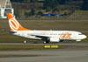 Boeing 737-76Q, PR-GOG, da GOL. (09/07/2011)
