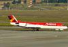 Fokker 100 (F28MK0100), PR-OAR, da Avianca Brasil. (09/07/2011)