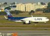 Boeing 767-316ER, CC-CZT, da LAN. (09/07/2011)