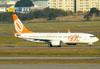 Boeing 737-85F, PR-GIP, da GOL. (09/07/2011)