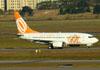 Boeing 737-73V, PR-GIN, da GOL. (09/07/2011)
