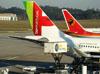 Airbus A340-312, CS-TOB, da TAP. (09/07/2011)