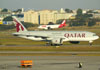 Boeing 777-2DZLR, A7-BBG, da Qatar Airways. (09/07/2011)