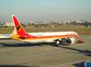 Boeing 777-3M2ER, D2-TEG, da TAAG Angola Airlines. (09/07/2011)