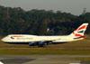 Boeing 747-436, G-BYGA, da British Airways. (09/07/2011)