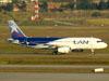 Airbus A320-232, CC-BAH, da LAN Airlines. (09/07/2011)