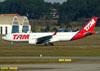 Airbus A330-223, PT-MVV, da TAM. (09/07/2011)