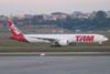 Boieng 777-32WER, PT-MUC, da TAM. (09/07/2011)