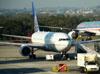 Boeing 767-200ER, da United. (09/07/2011)