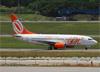 Boeing 737-76N, PR-VBQ, da GOL. (10/12/2014)