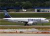 Airbus A320-233, LV-BFO, da LAN Argentina (Oneworld). (10/12/2014)