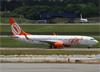 Boeing 737-8EH (SFP), PR-GTE, da GOL. (10/12/2014)