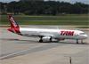 Airbus A321-231 (WL), PT-MXP, da TAM. (10/12/2014)
