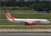 Boeing 737-8EH (SFP), PR-GTF, da GOL. (10/12/2014)