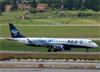 Embraer 190AR, PR-AZL, da Azul. (10/12/2014)