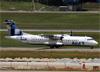ATR 72-500 (ATR 72-212A), PP-PTZ, da Azul. (10/12/2014)