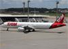 Airbus A321-231, PT-MXH, da TAM. (10/12/2014)