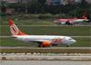 Boeing 737-76N, PR-GOI, da GOL. (10/12/2014)