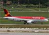 Airbus A320-214, PR-AVP, da Avianca Brasil. (10/12/2014)