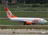 Boeing 737-73V, PR-VBH, da GOL. (10/12/2014)