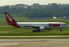 Airbus A330-223, PT-MVR, da TAM. (12/12/2012)